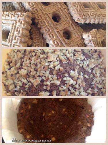 cheesecake,cioccolato,panna,crema,fragole,nocciole