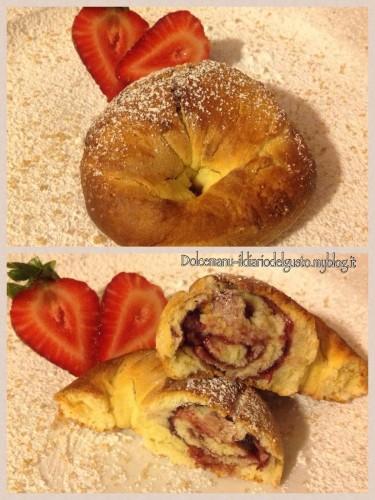 impasto,lievito,morbido,pan brioches,marmellata,frutti di bosco